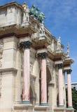 Arc de Triomphe du Carrousel in Paris. France Royalty Free Stock Image