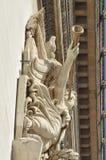 Arc de Triomphe a Parigi. Immagine Stock Libera da Diritti