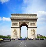 Arc de Triomphe Paris. Arc de Triomphe in Paris Stock Photography