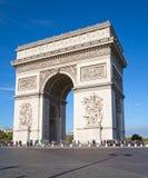Arc de Triomphe, Paris. Famous Arc de Triomphe, Paris, France Stock Image