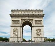 Arc de Triomphe, Paris. France Stock Photo