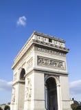 Arc de triomphe. Paris - France Stock Images