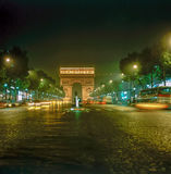 Arc de Triomphe, Paris. Arc de Triomphe in Paris, France Stock Photography