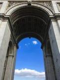 Arc de Triumph λεπτομέρεια Παρίσι Στοκ Εικόνα