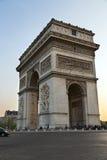 Arc de Triumph, Παρίσι Στοκ Φωτογραφίες