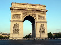 Arc de triumph Photo stock