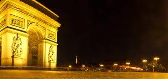 Arc de Triumph lizenzfreie stockbilder