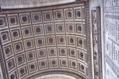 Arc de Triumph Στοκ Εικόνα
