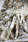 Arc de Triumph Στοκ φωτογραφίες με δικαίωμα ελεύθερης χρήσης