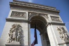 Arc de Triumph Στοκ Φωτογραφίες