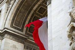 Arc de Triumph. Royalty Free Stock Photography