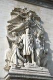 Arc de Triumph. Stock Photo