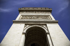 Arc de Triumph. In Paris, France Royalty Free Stock Photography