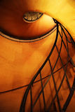 Arc de Triumph Paris Spiral stock photo