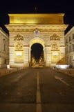 Arc de Triumphe, Μονπελιέ Στοκ Φωτογραφία