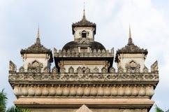 Arc de Trump σε Vientiane Στοκ Εικόνες