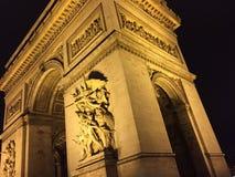 Arc du Triomphe Images libres de droits