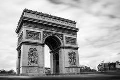Arc du Triomphe Stockbild