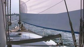Arc du yacht clips vidéos