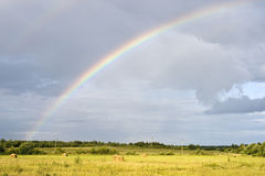 Arc-en-ciel Photographie stock libre de droits