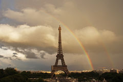 Arc-en-ciel Stock Image