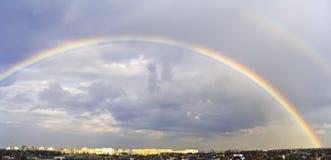 Arc-en-ciel Photo libre de droits