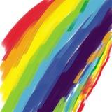 arc-en-ciel coloré de fond illustration de vecteur