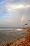 Arc-en-ciel d'océan Images libres de droits
