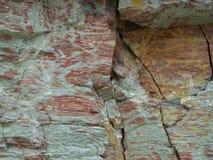 Arc-en-ciel de roche Photos stock