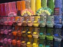 Arc-en-ciel de sucrerie Images libres de droits
