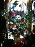Arc-en-ciel en verre Image libre de droits