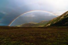 Arc-en-ciel V1 Images libres de droits