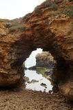 Arc en pierre Image stock