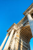 Arc of Peace in Milan. Milano, Arco della Pace Royalty Free Stock Images