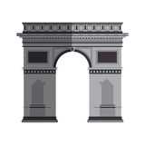 Arc of triomphe Royalty Free Stock Photography