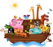 Arca de Noah Imagens de Stock Royalty Free