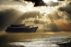Arca de Noah Imágenes de archivo libres de regalías