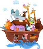 Arca de Noah ilustração do vetor