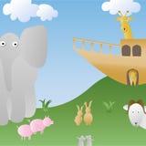 Arca de Noah Imagens de Stock