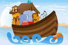 Arca de Noahs Imagem de Stock Royalty Free