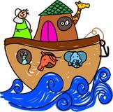 Arca de Noahs Imagem de Stock