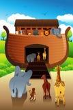 Arca di Noahs Fotografia Stock