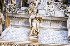 Arca di St Dominic Fotografia Stock