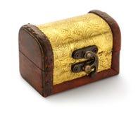 Arca do tesouro fotografia de stock
