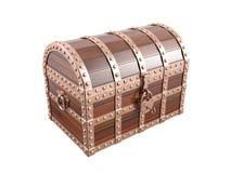 Arca do tesouro Imagem de Stock Royalty Free