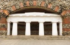 Arca nel giardino di alexander Immagine Stock