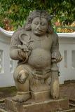 Arca o statua Dwarapala fotografie stock libere da diritti