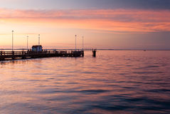 Arcachon bay Royalty Free Stock Photography