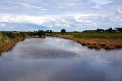 arcachon blisko ostrygowego bagna rolny France Obrazy Stock