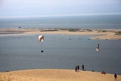 Arcachon Dune du Pyla. France Europe Royalty Free Stock Image